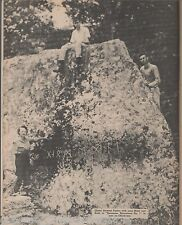 Heavener Stone of Vikings & Norsemen Found in Oklahoma+McGee,Farley,Shipley