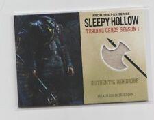 SLEEPY HOLLOW SEASON 1 Costume Trading Card Headless Horseman #M13 (03)