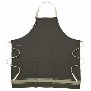 IKEA VARDAGEN apron black
