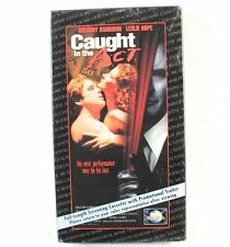 Caught In The Act VHS Movie Gregory Harrison Promo Screener Copy
