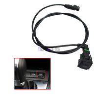 USB Switch Socket with Cable Kit For RCD510 RNS510 For VW GOLF MK6 JETTA MK5
