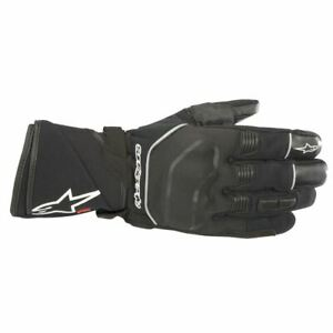 Alpinestars Andes Motorcycle Waterproof CE Touring Outdry Gloves Black 2XL