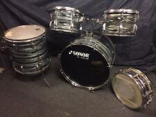 Schlagzeug Sonor Snare Vintage Teardrop Phonic Swinger Action Ludwig Premier