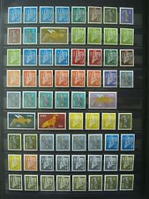 IRELAND MNH** 2 SCANS STOCK STYLIZED ANIMALS