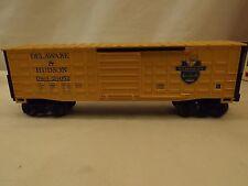 O Lionel D&H box car #15018 in original box
