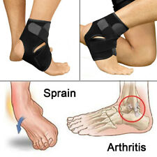 Ankle Sprain Arthritis Support Strap Compression Wrap Bandage Brace Pain Relief