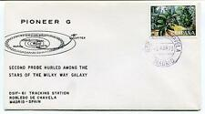 1973 Pioneer G Second Probe Hurled Stars Milky Way Galaxy Madrid Spain NASA SAT