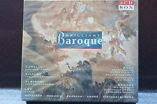 Rare Brilliant Baroque 3 Cd Boxset Disky EMI  3 1/2 Hours plus Sealed EH701462