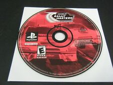 Michelin Rally Masters: Race of Champions (Sony PlayStation 1, 2000) - Disc Only