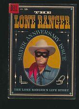 The long Ranger #118, 5.0/VG to Fine