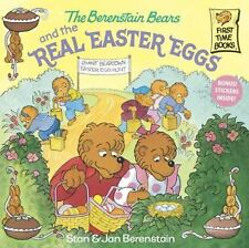 BERENSTAIN BEARS and the Real Easter Eggs (Brand New Paperback) Mike Berenstain