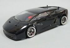 Custom RC 1/10 Drift LAMBORGHINI GALLARDO Drift Car - Ready To Run BLACK