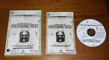 The Elder Scrolls IV Shivering Isles Extension D'Oblivion Pour Xbox 360