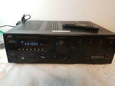 JVC Stereo Audio/Video AV Control Receiver Model RX-552V