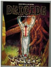 Deicide: Rage against the Gods by Pastoras and Portella (2005, Hardcover) Hc