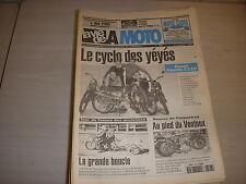 LA VIE DE LA MOTO LVM 196 01.97 HONDA SPORT CUB C110 CUCCIOLO 50 RALLYE BMW