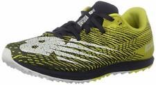 New Balance Women's 7v2 Running Shoe, Sulphur Yellow/Iodine Violet, 8 B(M) US
