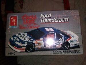 AMT Ertl Ford Thunderbird Coors Light Billy Elliot Racecar Model