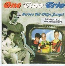 (BC323) One Two Trio, Series Uit Mijn Jeugd - 1997 CD