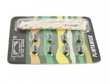 REPLACEMENT FLINT WICK ROPE KIT FOR CIGARETTE CIGAR SMOKING PIPE LIGHTER H526