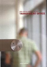 Transparent Office. Arik Levy Vitra For Cartier