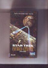 k7 video VHS star trek : premier contact