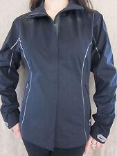 NIKE Golf 333069 Storm Fit Elite Womens Black Jacket Coat Shirt XSMALL NWT $300