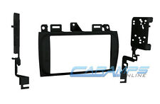CADILLAC DOUBLE 2 DIN CAR STEREO DASH TRIM INSTALLATION KIT CD DVD PLAYER MOUNT