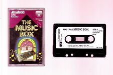 The Music Box (Melbourne House) Amstrad GC & Complete