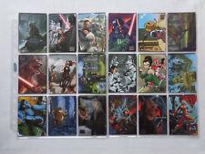 Star Wars Galaxy  Series 6        120  Trading Card   Full Base Set