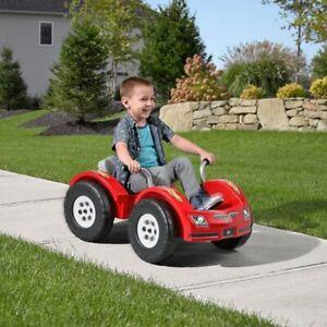 Brand New Red Step2 Zip n' Zoom Pedal Car