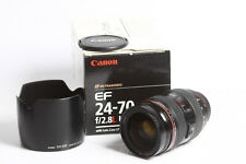 Canon EF lens 2,8/24-70 l USM Ultrasonic