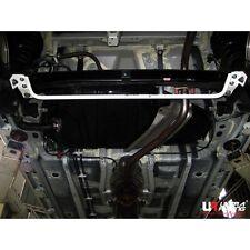 Ultra Racing 19mm Solid Rear Anti-roll Sway Bar Brace '06-'12 Toyota Corolla