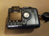 Nikon Coolpix 885 3.2MP Digital Camera 3x Optical E885 EN-EL1 2CR5 CF #3100372