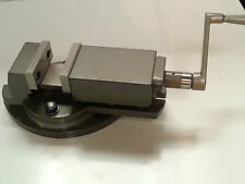 """Amadeal 4"""" Precision Swivel Milling Vice"""