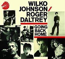 Wilko Johnson/Roger Daltrey Going Back Home CD NEW SEALED Dr.Feelgood/The Who