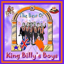 ****THE BEST OF KING BILLY'S BOYS**** ****LOYALIST/ULSTER/ORANGE CD****