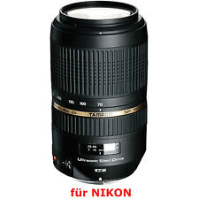 TAMRON SP 70-300mm 4.0-5.6 Di VC USD  - Nikon AF  * Fotofachhändler *