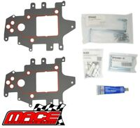 AIR TO AIR INTERCOOLER FITMENT KIT HOLDEN COMMODORE VT VX VY L67 S/C 3.8L V6