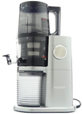Hurom Slow Juicer H-ai-sbe20 Entsafter Farbe Platinum