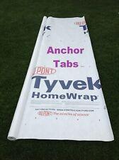 7 X 6 Ft Dupont Tyvek Homewrap Sheet Free Shipping