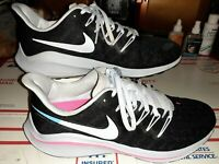 Nike Air Zoom Vomero 14 Black Pink Women's Running Shoes AH7858 004 SIZE 9.5