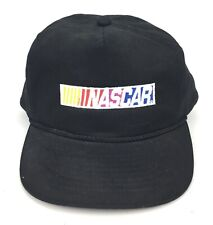 NASCAR Hat Black Snapback Embroidered Auto Racing Mohr's Redneck Osfa
