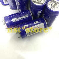 For 5pcs used MAXWELL 2.7V 350F supercapacitor farad capacitor