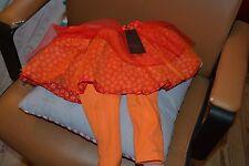 jupe neuve catimini 2 ans dessous pantalon donne haut catimini 2 ans orange