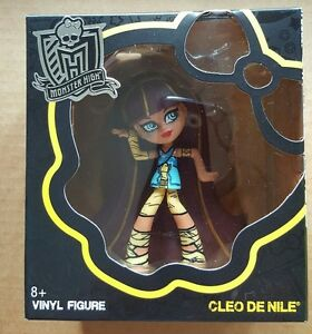 BNIB CLEO DE NILE Monster High Vinyl Figure;Collectables MATTEL