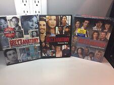 Greys Anatomy Seasons 1 2 & 3 See Description