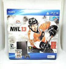 Sony PlayStation 3 PS3 Slim NHL 2013 Bundle 320GB New Sealed - CECH-3001B