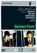 ALFRED HITCHCOCK - FAMILY PLOT - DVD - REGION 2 UK