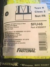 4 New Body Guard Safety Gear Vest-Yellow Sfu46.L/Xl
